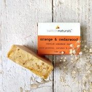 ORANGE CEDARWOOD - PREMIUM HANDMADE SOAP(#2628) - Getkraft.com