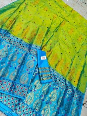 Assam Silk Bridal Collection Style BRL 1(#2634)-gallery-0
