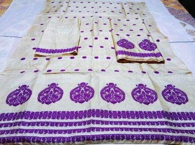 Assamese Mekhela Chador Pure Toss D4(#2653)-gallery-0