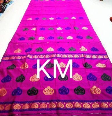 Assamese Staple cotton saree BRJ S2(#2658)-gallery-0