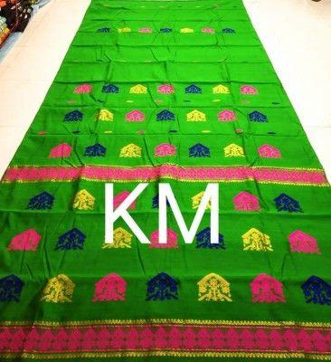 Assamese Staple cotton saree BRJ S4(#2660)-gallery-0