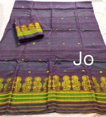 Assamese Chador Mekhela Pure Nuni Handmade D3(#2665)-gallery-0
