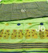 Assamese Chador Mekhela Pure Nuni Handmade D6(#2668) - Getkraft.com