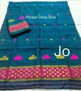 Assamese Chador Mekhela Pure Nuni Handmade D7(#2669) - Getkraft.com