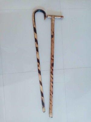 Cane rattan walking stick(#2672)-gallery-0