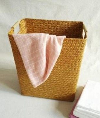 Seagrass Laundry basket(#2677)-gallery-0