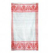 Plain Assamese Gamosa(Cotton)(#303) - Getkraft.com