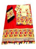 Assamese Mekhela Chador(#311)-thumb-1
