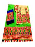Assamese Mekhela Chador(#318)-thumb-1
