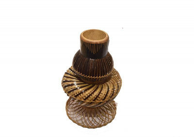 Bamboo Decorative Flower Stand(#375)-gallery-0