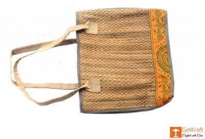 Natural Straw Handbag(#403)-gallery-0