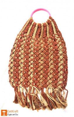 Jute Designer Handbag(#469)-gallery-0