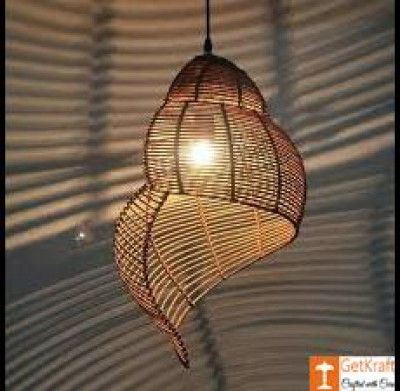 Bamboo Lamp(#497)-gallery-0