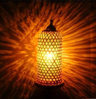 Bamboo Lamp(#509)-gallery-0