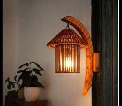 Bamboo Lamp(#537)-gallery-0