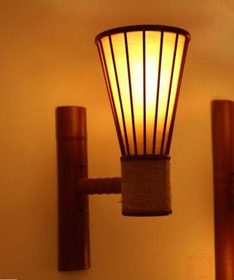 Bamboo Lamp(#539)-gallery-0