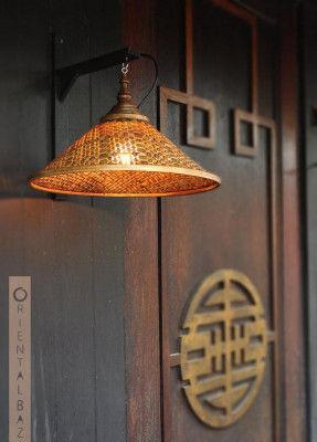 Bamboo Lamp(#540)-gallery-0