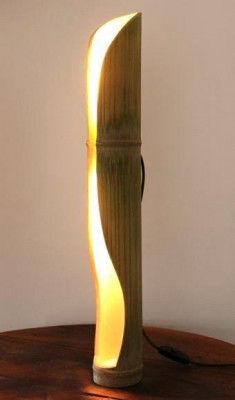 Designer Bamboo Desk Lampshades(#544)-gallery-0