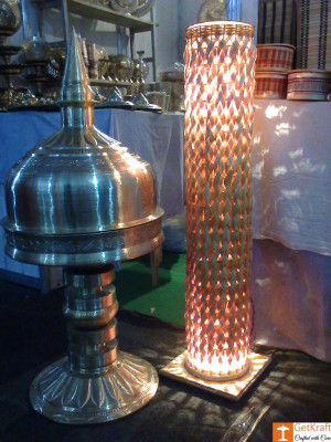 Dazzling Bamboo Lamp for your Home Decor(#554)-gallery-0