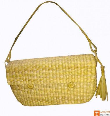 Kauna Sling Handbag with designs(#584)-gallery-0