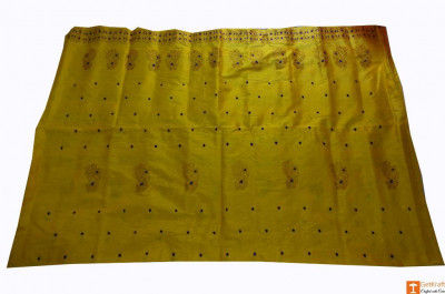 Pure Pator Mekhela Chador Set for Women(#698)-gallery-0