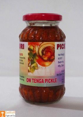 Ow Tenga - Elephant Apple Pickle 300g(#752)-gallery-0