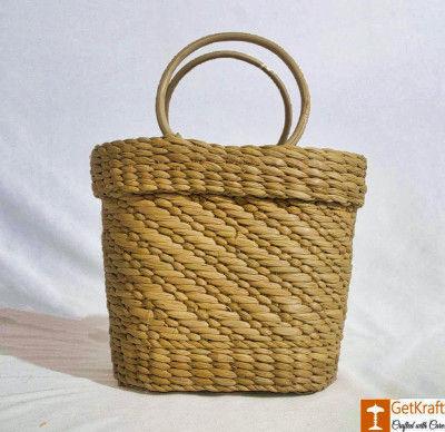 Natural Straw Mini Bag(#793)-gallery-0