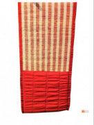 Multipurpose Yoga-Prayer-Resting Mat Elephant Grass Mat with Velcro Closure and Carry Handle(#809) - Getkraft.com