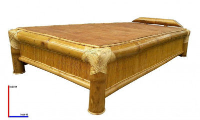 Bamboo Bed(#867)-gallery-0