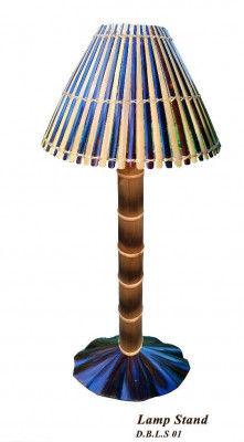 Bamboo Lampshade(#870)-gallery-0