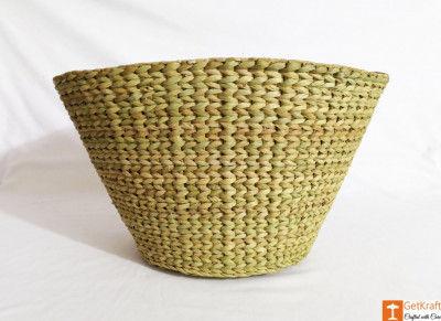 Oval Kauna Basket without Handle(#977)-gallery-0