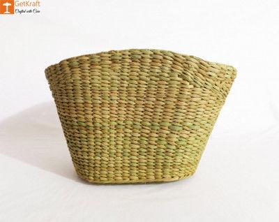 Oval Kauna Mini Basket without Handle(#978)-gallery-0