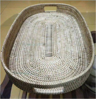 Cane Kitchen Serving Tray(#989)-gallery-0
