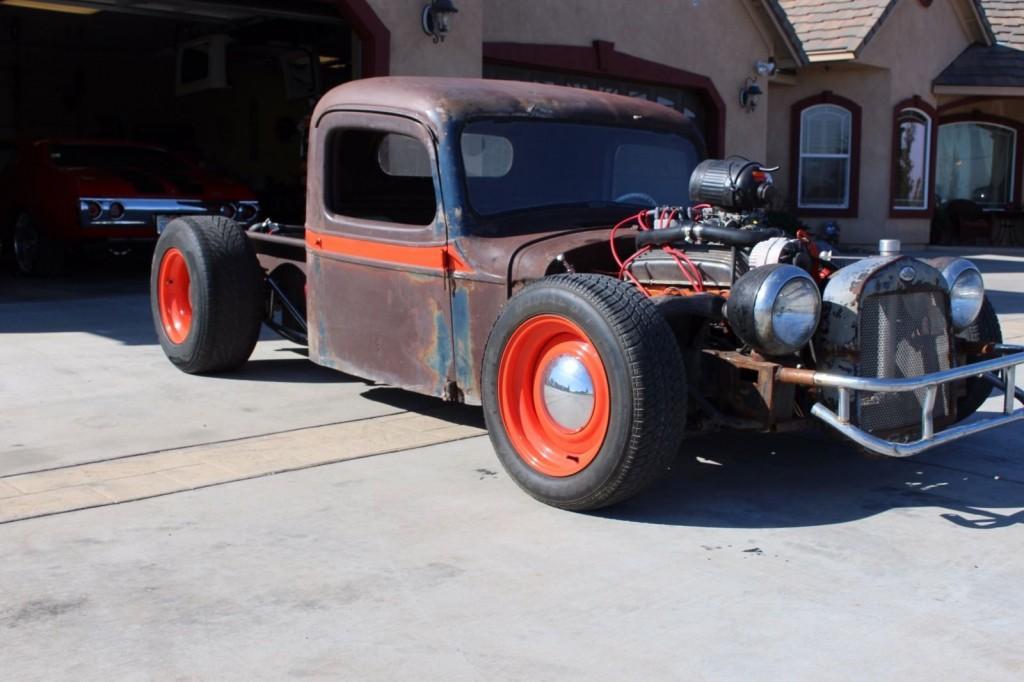 1929 Ford Pickups Ratrod Hot Rod