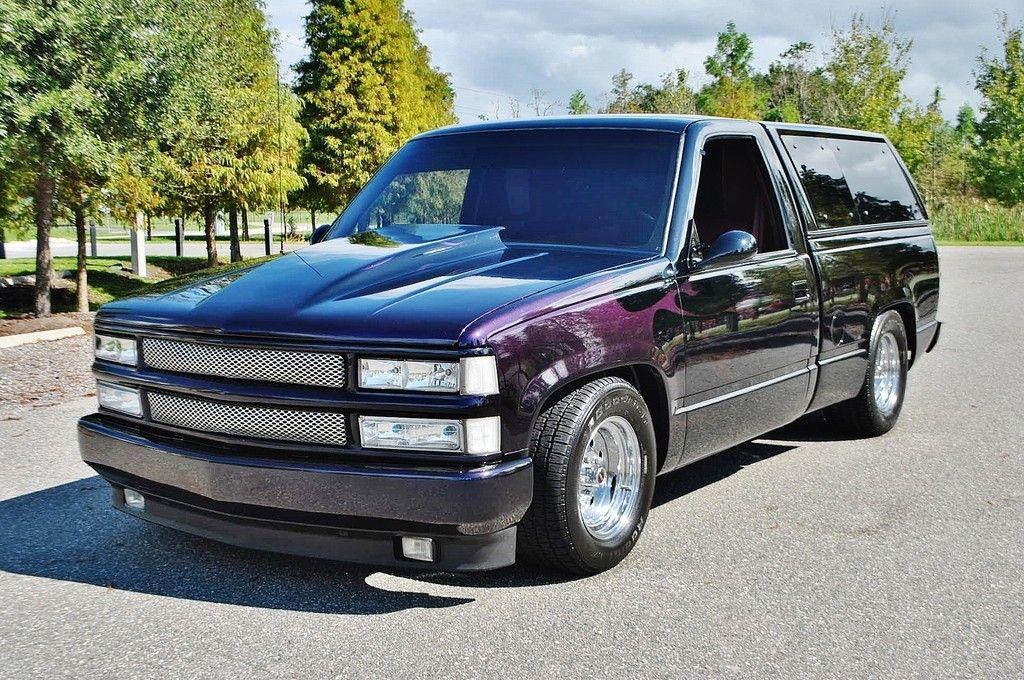 1990 Chevrolet C/K 1500 custom truck