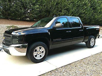 2012 Chevrolet Silverado 1500 LT 1500