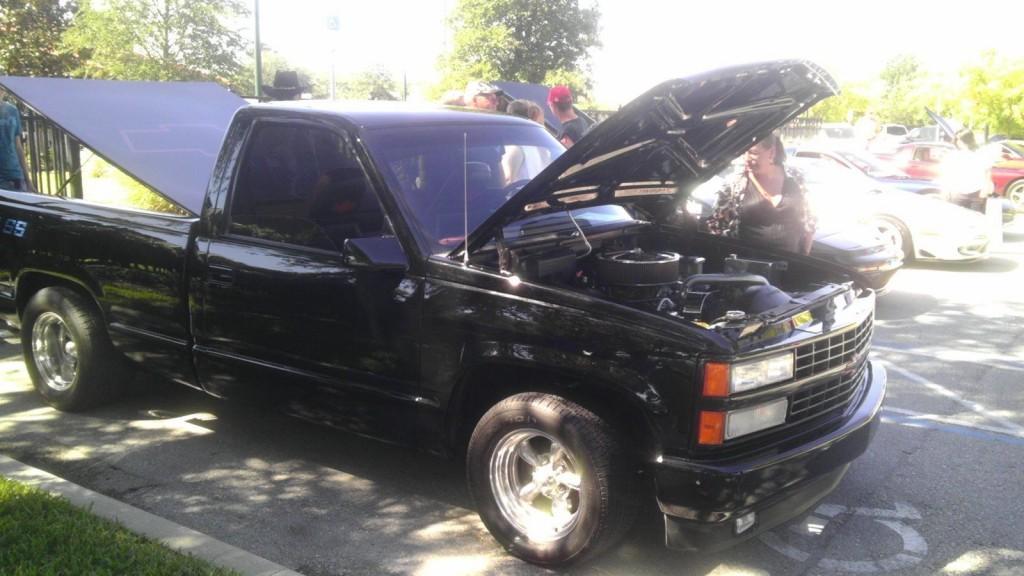 1990 Chevy C1500 454SS Pickup Truck