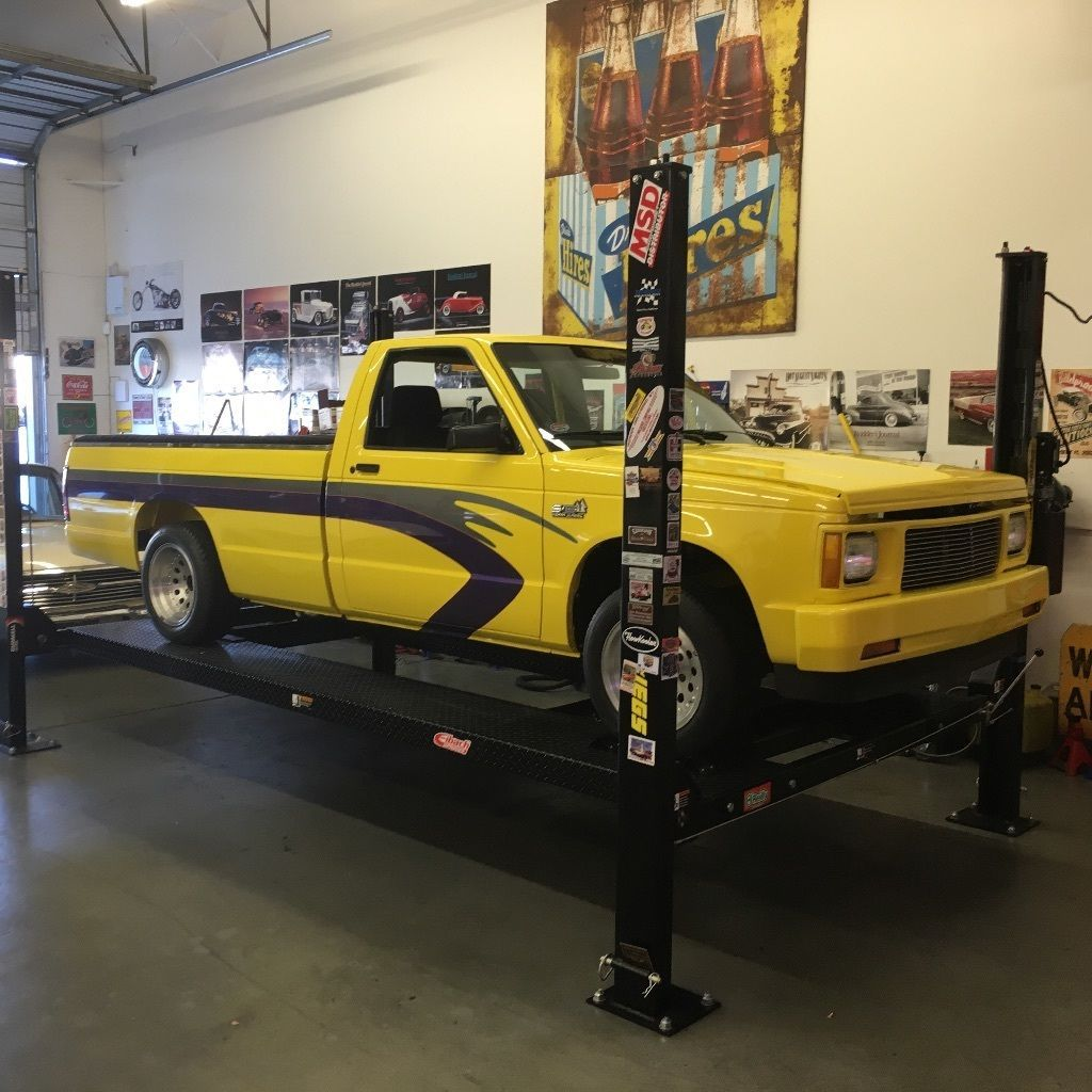1982 GMC S-15 Sonoma Show Truck