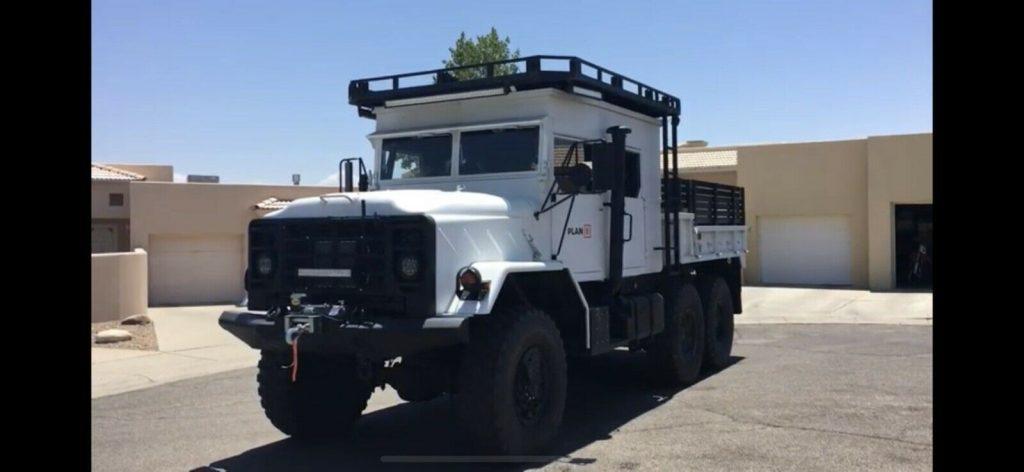 Military 1991 BMY Custom 5 Ton Truck custom