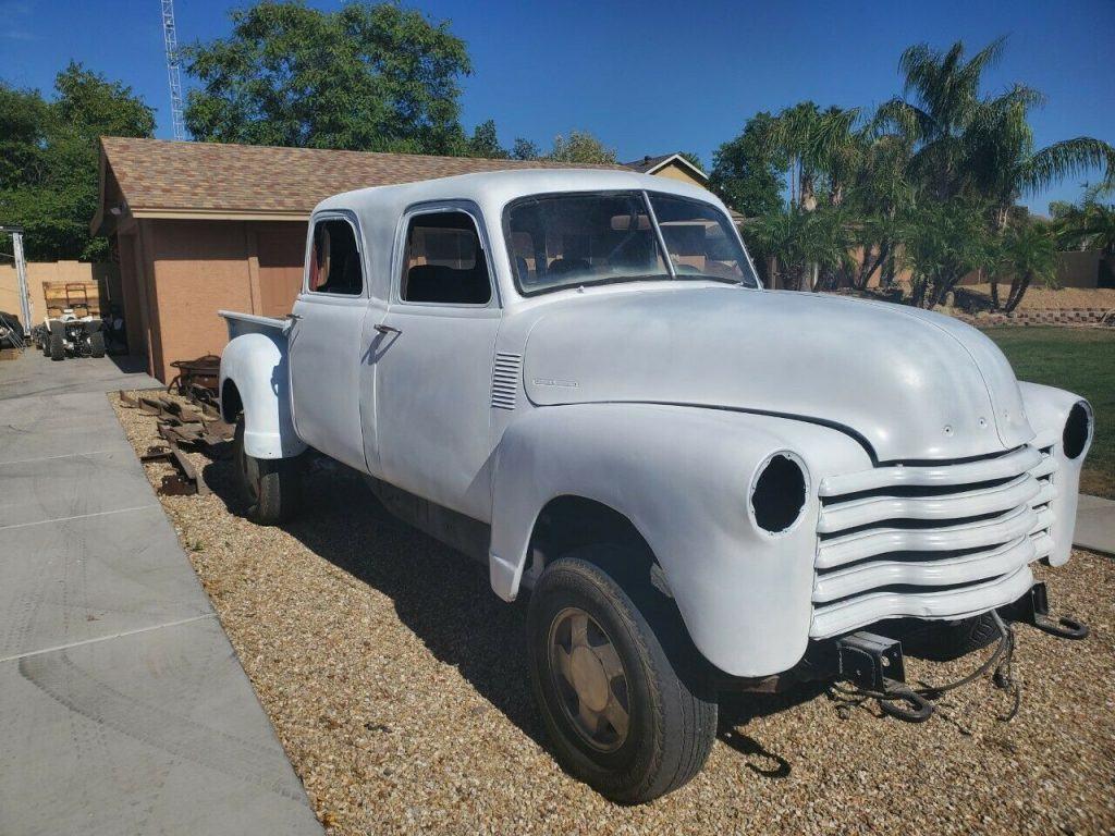unique 1951 Chevrolet Pickup custom