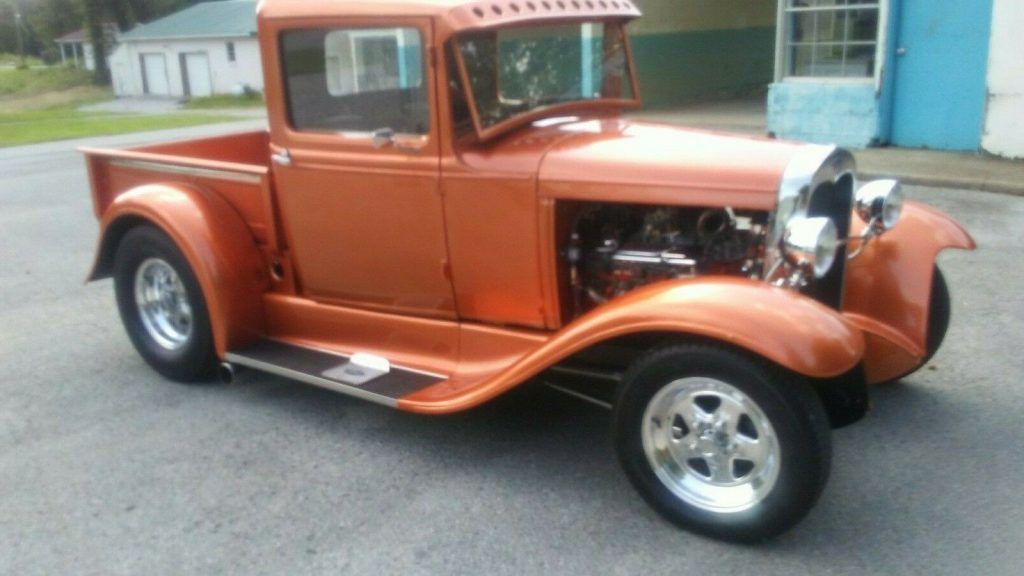 new parts 1931 Ford Model A custom
