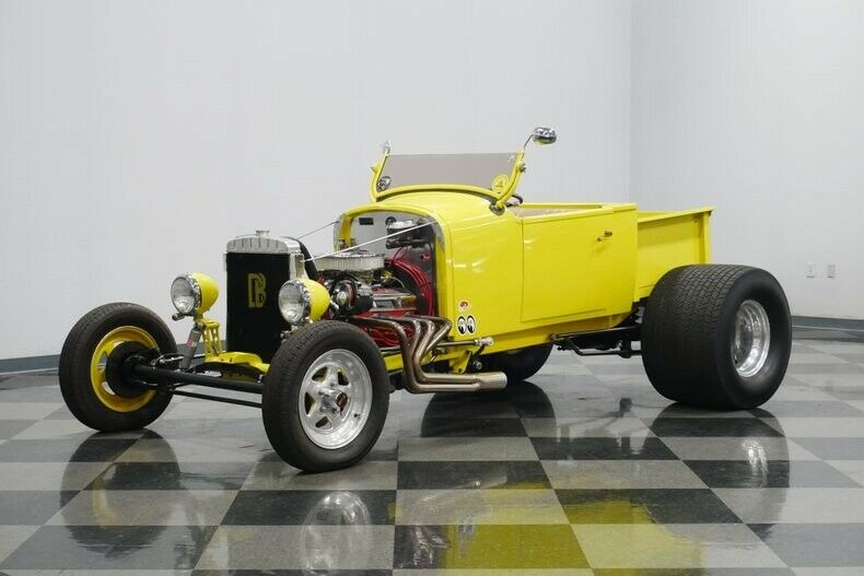Chevy powered 1926 Dodge Roadster Pickup custom