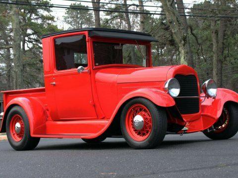 beautiful 1929 Ford Model A custom for sale
