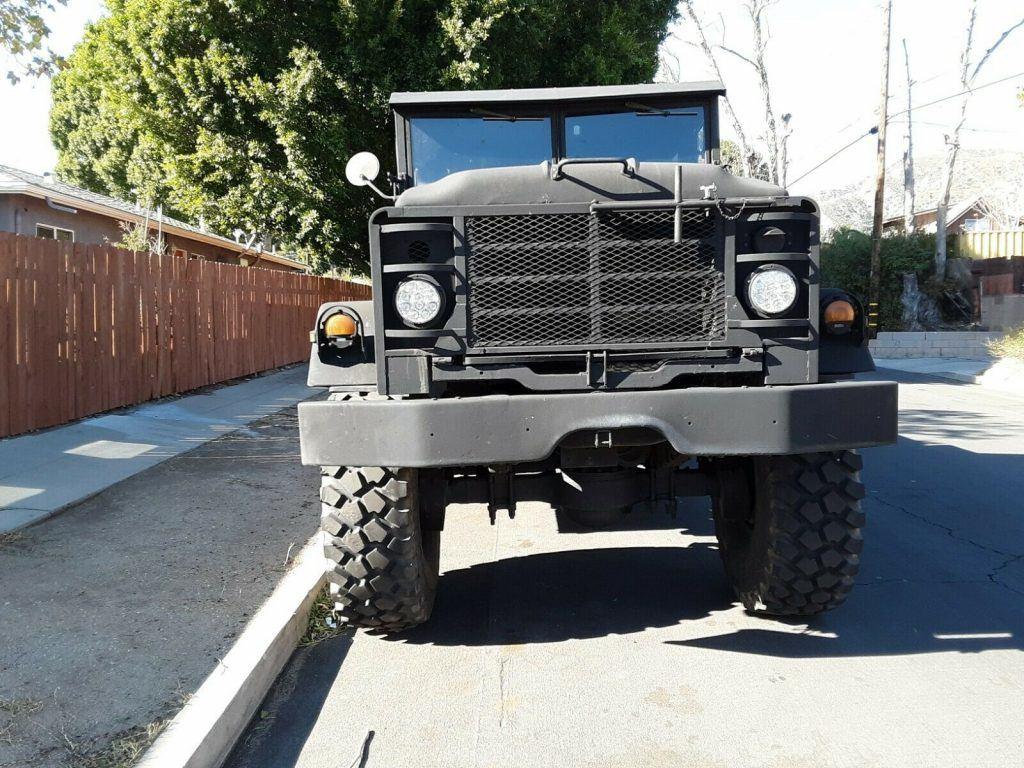 military 1983 AM General custom truck
