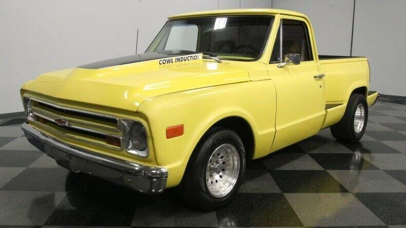1967 Chevrolet C10 custom [serious big block power]