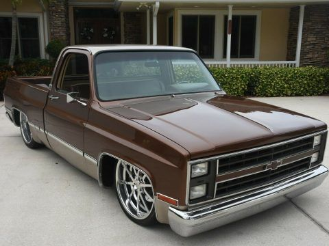 1983 Chevrolet C10 Pro Touring custom [pristine in every way] for sale