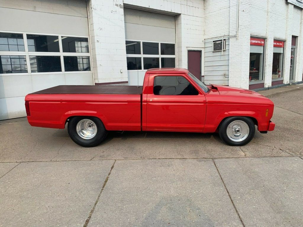 1984 Ford Ranger custom [Pro Street Beast]