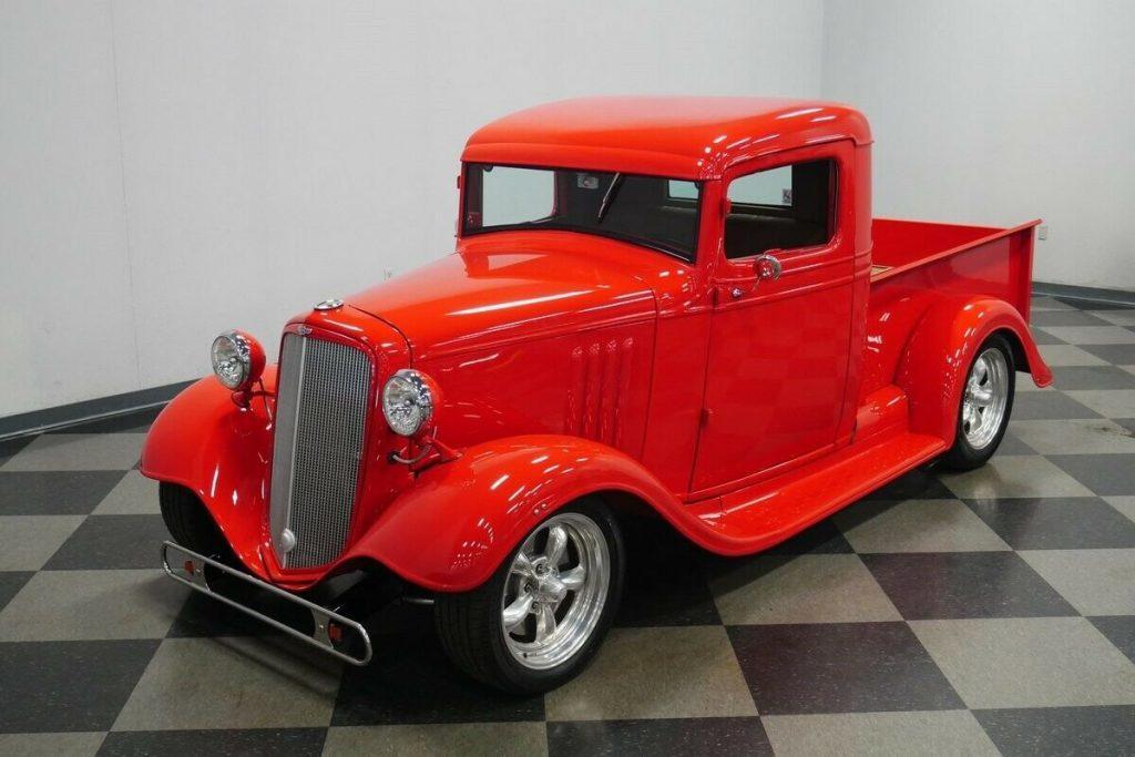 1935 Chevrolet Pickup custom [great looking worker]