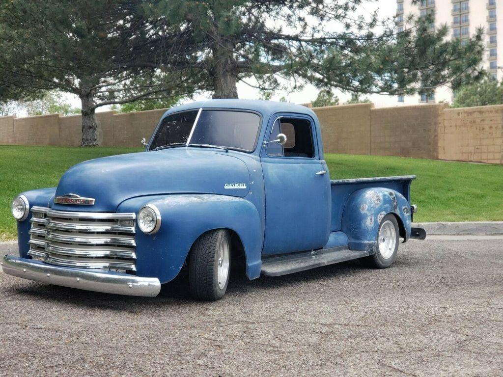 1950 Chevrolet Pickup custom LS [low mileage engine]