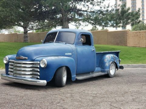 1950 Chevrolet Pickup custom LS [low mileage engine] for sale